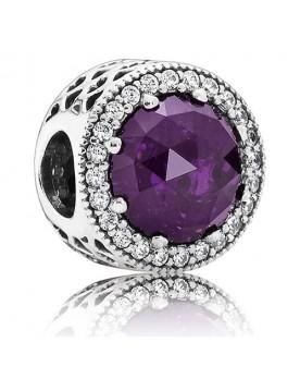 Shiny Radiant Hearts Royal-Purple